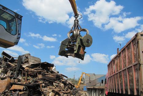 Пункт прием металла москва бытовой металлолом вывоз в Звенигород